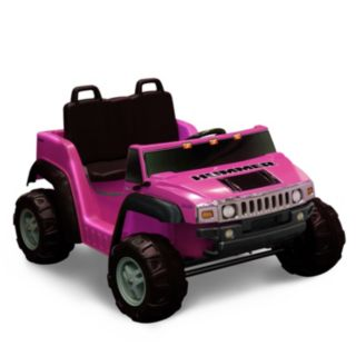 National Products 12V Hummer H2 Ride-On