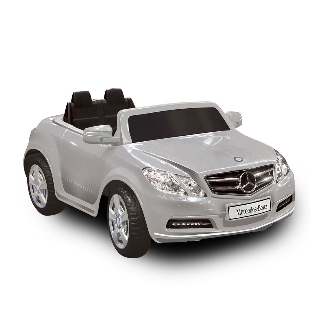 National Products 6V Mercedes E550 Ride-On