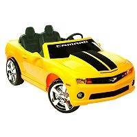 National Products 12V Chevrolet Camaro Ride-On
