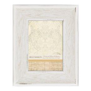 Belle Maison Weathered White Frame