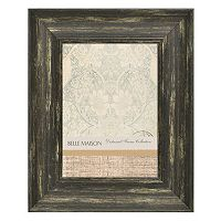 Belle Maison Weathered Black Frame