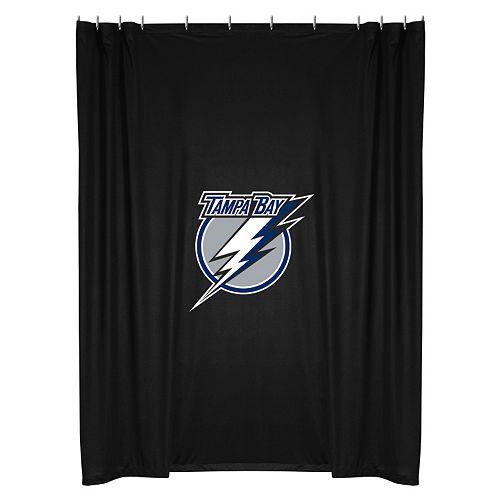 Tampa Bay Lightning Shower Curtain