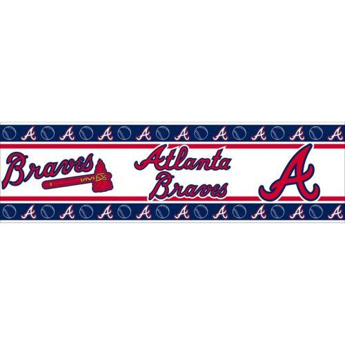 Atlanta Braves Wall Border