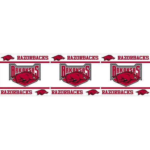 Arkansas Razorbacks Wall Border