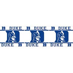Duke Blue Devils Wall Border