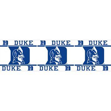 Duke Blue Devils Wall Border