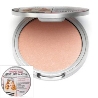 theBalm Cindy-Lou Manizer Highligher, Shimmer and Shadow