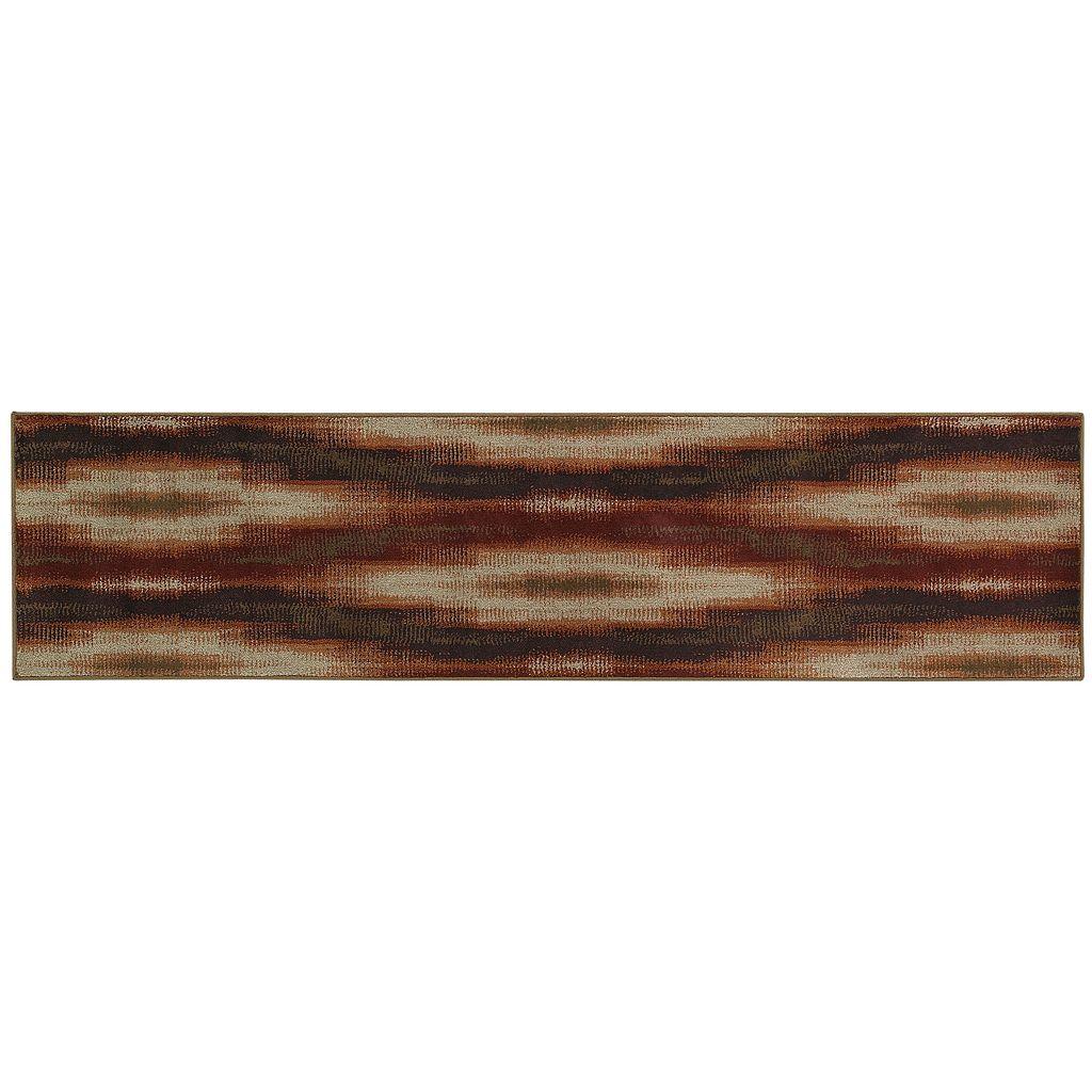 Oriental Weavers Adrienne Tribal Rug Runner - 1'10