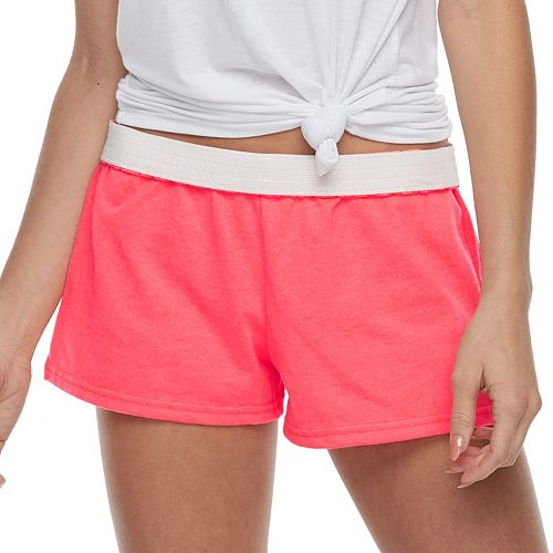 7986307aaa9 Juniors  Soffe Low Rise Shorts