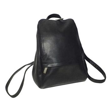 Royce Leather Vaquetta10-in. Adjustable Backpack
