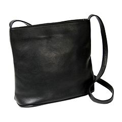 Royce Leather Vaquetta Shoulder Bag