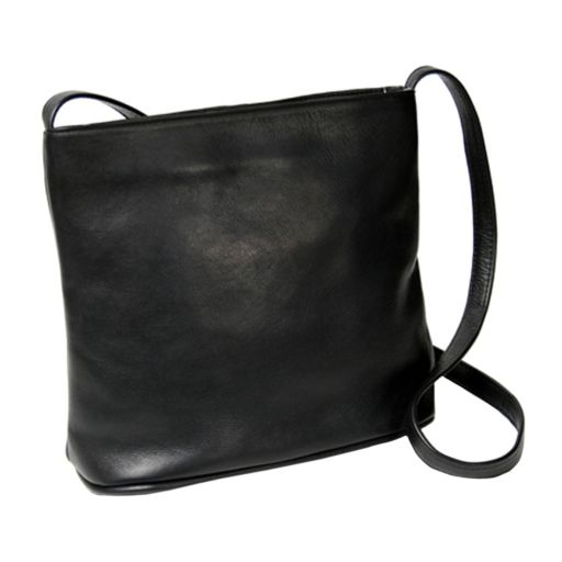 Royce Leather Vaquetta Shoulder Bag