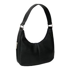 Royce Leather Vaquetta Hobo Bag