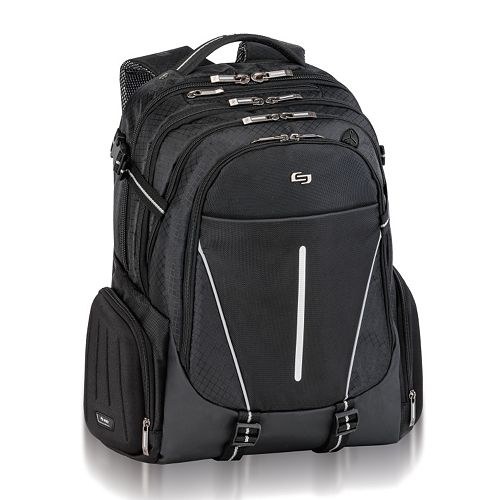 Solo Active 17.3-Inch Laptop Backpack