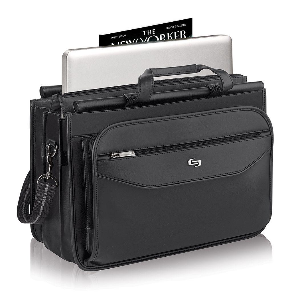 Solo Classic 16-Inch Laptop Briefcase