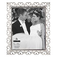 Malden Enchanted Heart 8'' x 10'' Wall Frame