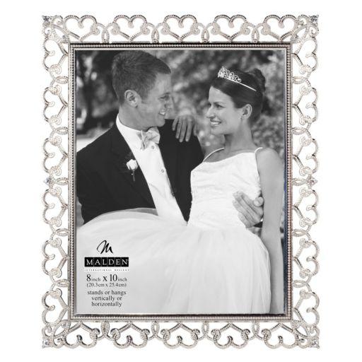 Malden Enchanted Heart 8'' x 10'' Wall Frame