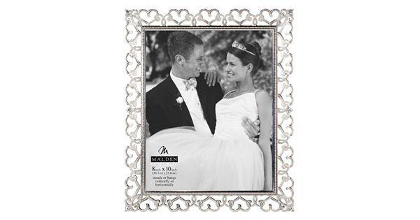 Malden Enchanted Heart 8 X 10 Wall Frame