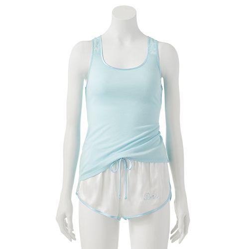 Women s Apt. 9® Pajamas  Bridal Satin Lace Pajama Set 543be88e7