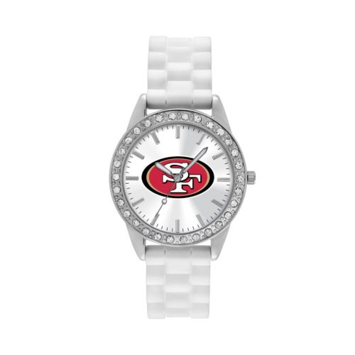 Game Time Watch - Women's Frost Series San Francisco 49ers Silicone