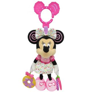 Disney Mickey Mouse and Friends Minnie Mouse Crib Toy