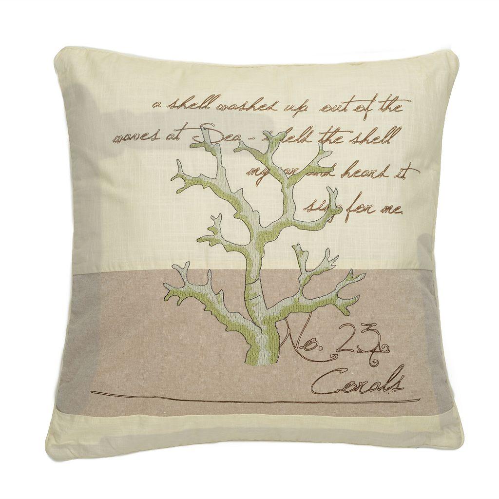 Pescador No. 23 Decorative Pillow