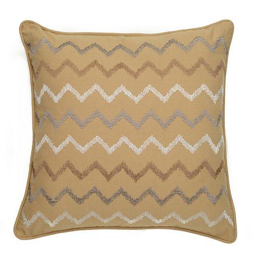 Samara Zig Zag Decorative Pillow