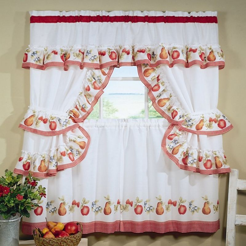 27+ Image of Kitchen Curtains Sets That Will Save You Money