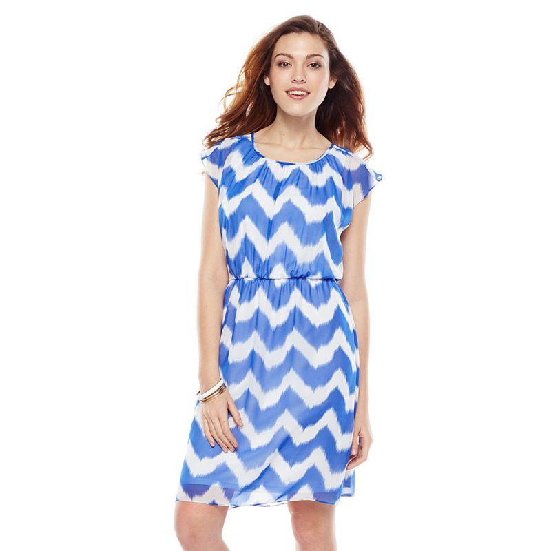 imported chiffon dress kohl 39 s