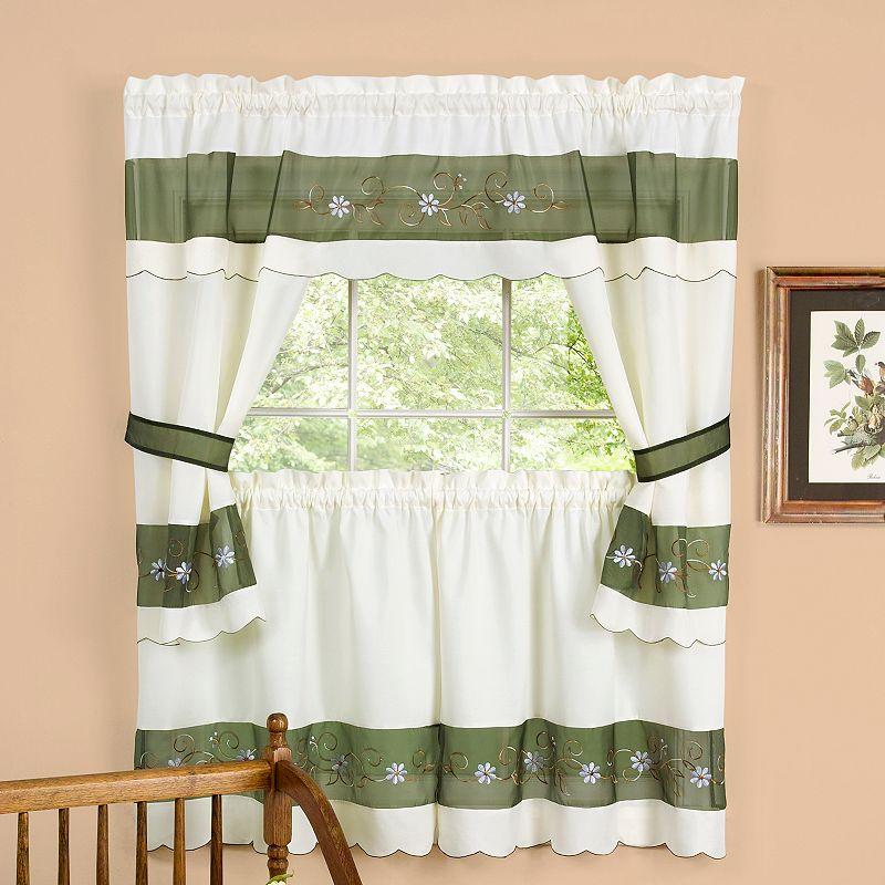 Kohl S Kitchen Curtains: Curtains Elegant Window Treatment