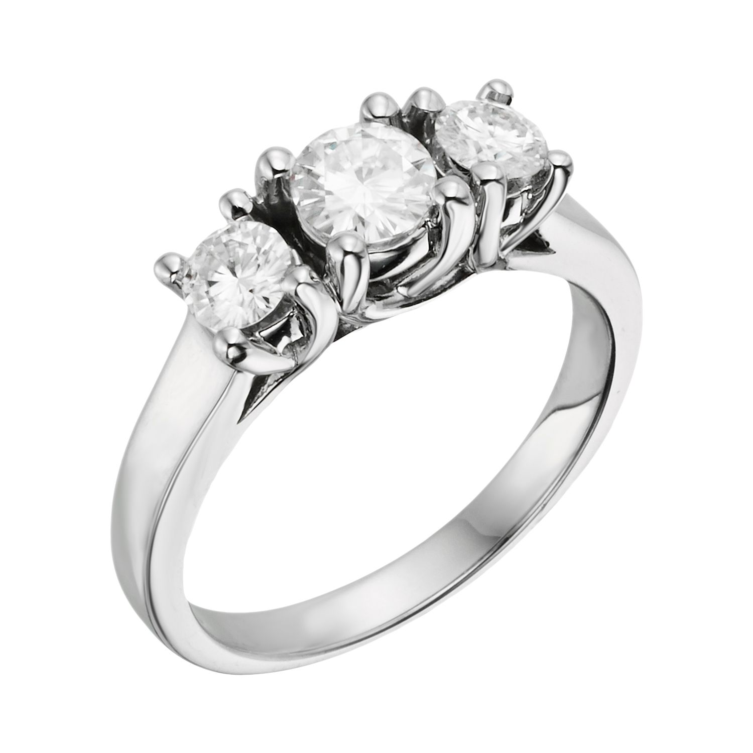 band engagement diamond ring mdc rings diamonds tcw in prongs from radiant engagementringsre pave cfm platinum nyc monzonite
