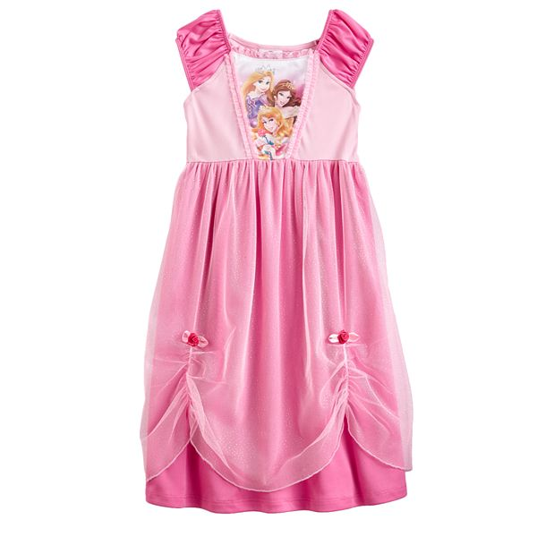 Disney Princess Sparkle Nightgown Toddler