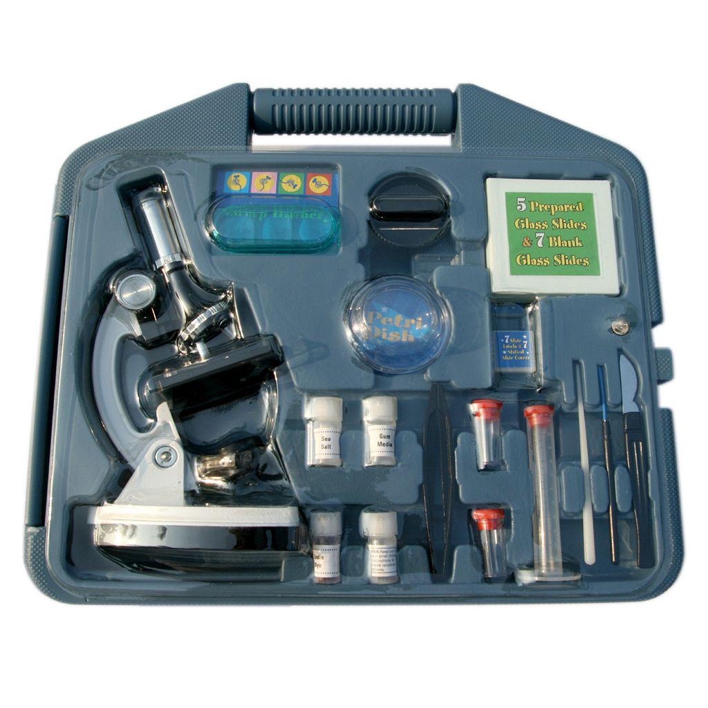 Cassini 28-pc. 900X Microscope Kit
