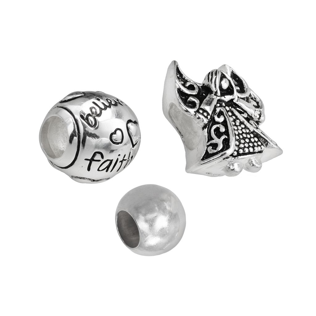Individuality Beads Sterling Silver Angel,