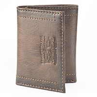 Men's Levi's® Brown Trifold Wallet