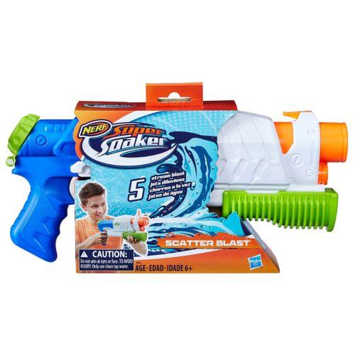 Nerf Super Soaker Scatterblast Blaster by Hasbro