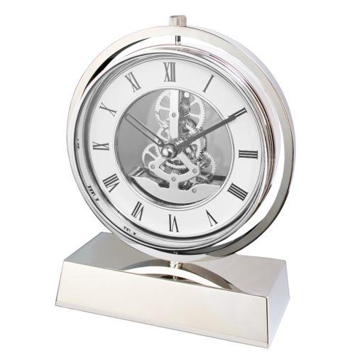 Natico Electro-Mechanical Gear Clock