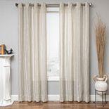 "Softline 1-pack Zanzibar Striped Window Curtain - 50"" x 84"""