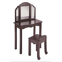 Guidecraft Expressions Vanity & Stool Set