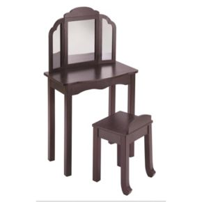 Guidecraft Expressions Vanity and Stool Set