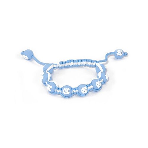 North Carolina Tar Heels Bead Bracelet