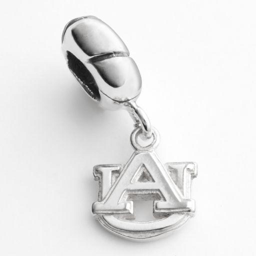 Dayna U Auburn Tigers Sterling Silver Logo Charm
