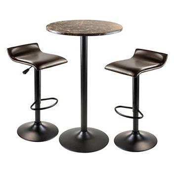 Winsome Cora 3-pc. Pub Table Set