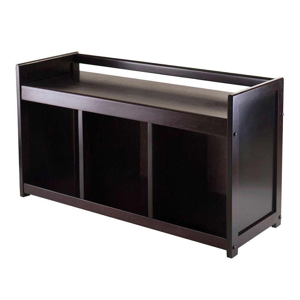 Winsome Addison Storage Bench