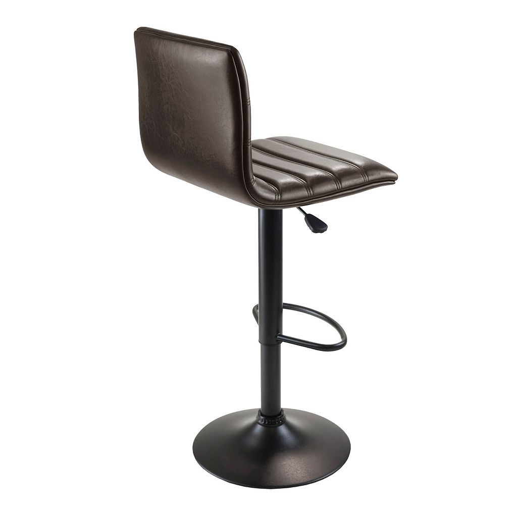 Winsome Holly Airlift Swivel Stool