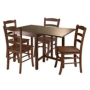 Winsome Lynden 5-pc. Drop Leaf Dining Table & Chair Set