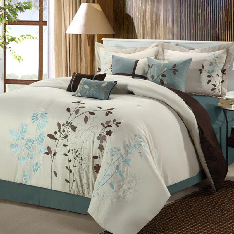 8 Piece Cozy Bedding