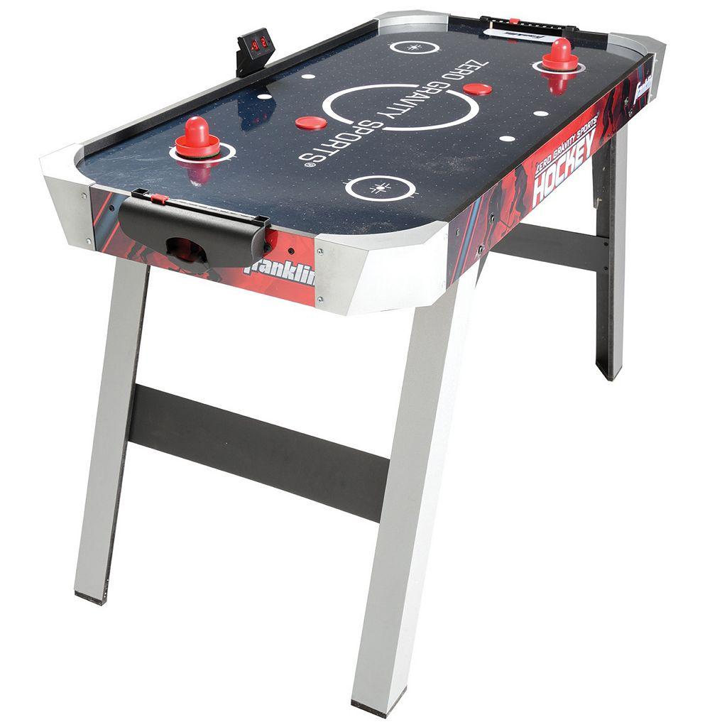 Franklin 48-in. Zero Gravity Sports Air Hockey Table