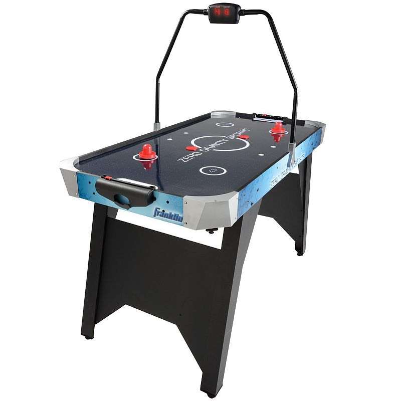Franklin Sports 54-in. Zero Gravity Sports Air Hockey Table, Multicolor