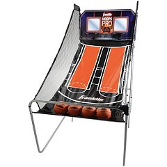 Franklin Sports Double Shot Hoops Pro Basketball Game